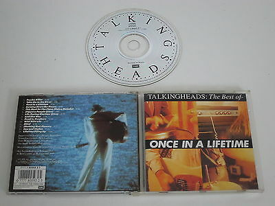 Talking Heads/Once In A Lifetime - The Best Of(Emi 0777 7 80593 2 5) Cd Album