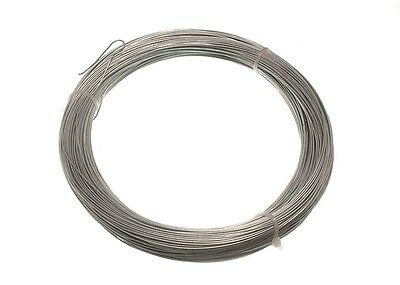 Galvanised Garden / Fencing Wire H/d 0.9Mm X 100M 19A2 Bjhkjhh