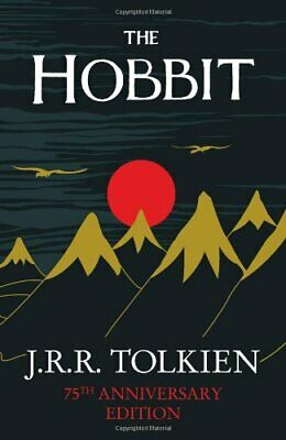 The Hobbit by Tolkien, J. R. R. Paperback Book The Cheap Fast Free Post