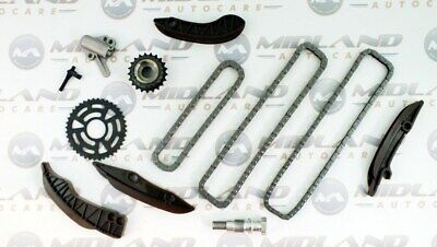Bmw 118 318 320 520 2.0D N47 Timing Chain Kit + Gears Chain + Tensioner Kit*new*
