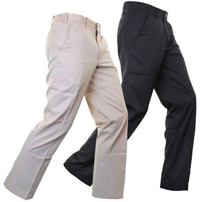 Mizuno Mens Impermalite Water Resistant Golf Trousers Flat Front Pant CLEARANCE