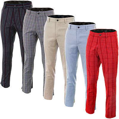 Dwyers & Co Mens Stretch Tech Golf Trousers Performance Pant