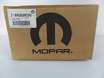 NEW 100% Genuine Authentic OEM Mopar Denso Engine Starter Motor 04686045AB