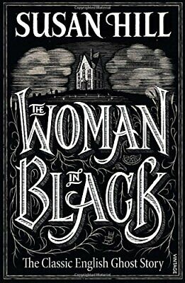 The Woman In Black by Hill, Susan Paperback Book The Cheap Fast Free Post