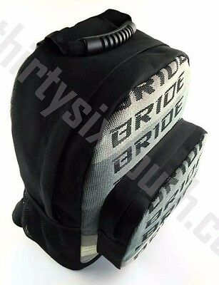 JDM Bride Newest Version Extra Large Backpack Green Racing Harness Straps LQQK