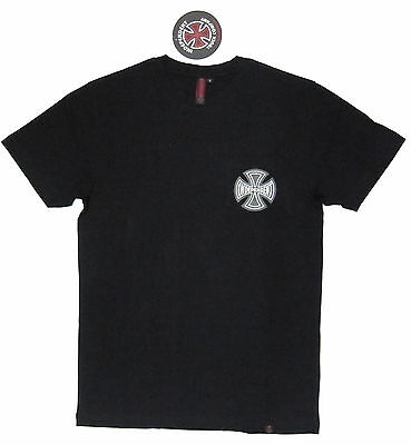 INDEPENDENT - Truck Co Pocket Black T-shirt - NEW - SMALL ONLY