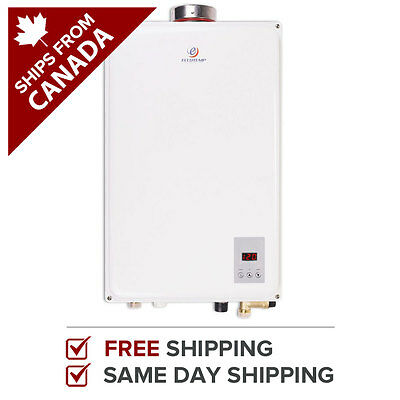 Tankless Water Heater Eccotemp 45HI-LP Indoor Propane