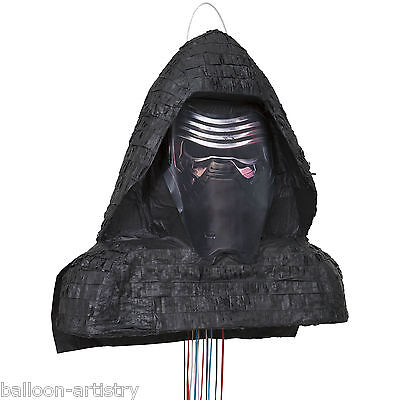 Star Wars Episode 7 The Force Awakens KYLO REN PULL Pinata Party Game Decoration