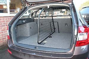 Skoda Octavia (5E) 2013 On - Raised Premium - Dog Guard & Divider Pack -R1339Drf
