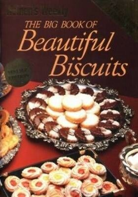 AWW Big Book of Beautiful Biscuits by Australian Women's Weekly Paperback Book
