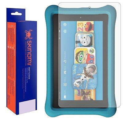 Skinomi (MATTE) Screen Protector Film for Amazon Fire KIDS Edition 7""