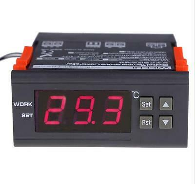 WILLHI Digital Temperature Controller Centigrade 220V -30~300C NG4S