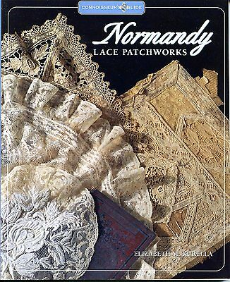 Connoisseur's Guide To Normandy Lace Patchworks- lace book by E. Kurella