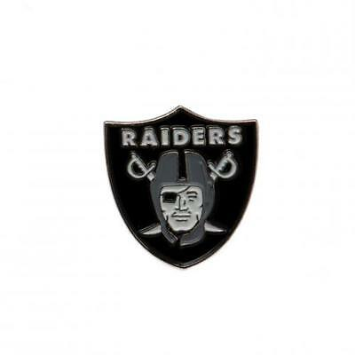 Oakland Raiders Badge Official Merchandise