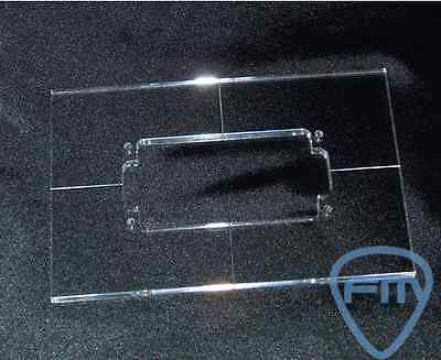 Humbucker Pickup Routing Template Acrylic
