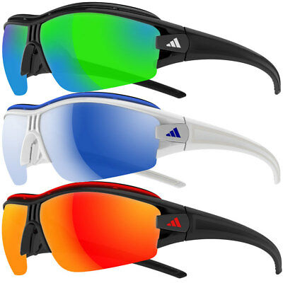 Adidas Evil Eye Half Rim Pro Sunglasses Sports Eyewear Cycling Running