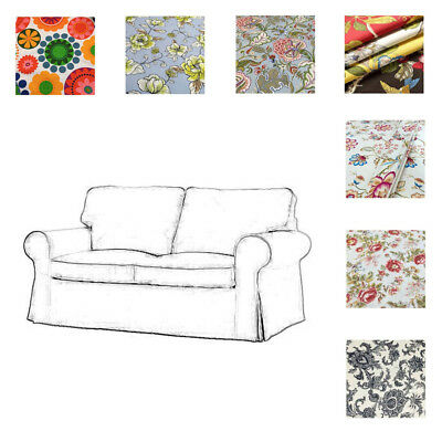 Miraculous Custom Made Cover Fits Ikea Ektorp Loveseat Two Seat Sofa Short Links Chair Design For Home Short Linksinfo
