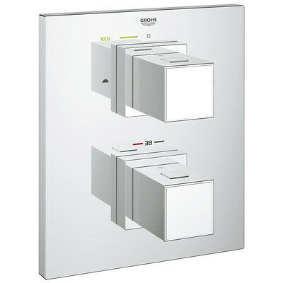 Grohe Grohtherm Cube Thermostat Wannen Armatur Bad Unterputz UP 19958 / 19958000