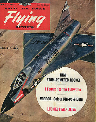 Royal Air Force Flying Review February 1955
