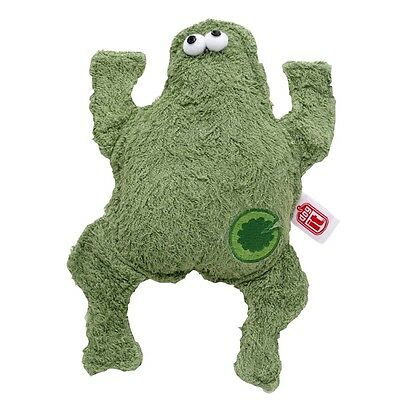 DOGIT Eco Terra Toys Frosch mit Squeeker