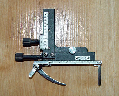 High Quality Universal mechanical stage for microscope, Brand New Cased, SALE!