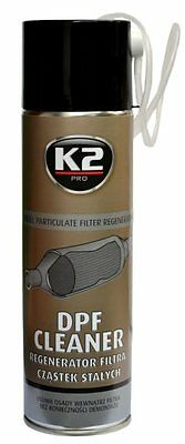 K2 | DPF Diesel Particulate Filter Cleaner | Regenerates And Unclogs 500ml