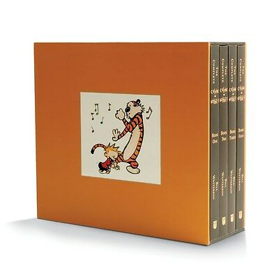 The Complete Calvin And Hobbes Book Collection (Comics Paperback 1456 Pages)