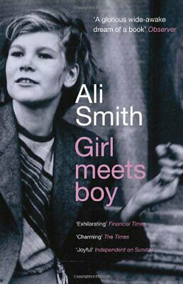 Girl Meets Boy (Myths) by Smith, Ali Paperback Book The Cheap Fast Free Post