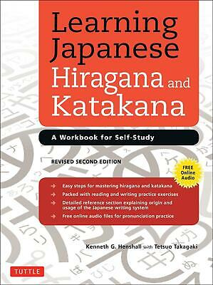 Learning Japanese Hiragana and Katakana: Workbook and Practice Sheets: A Workboo