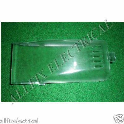 Used Kelvinator N360H N410H N520H Lens Light Globe Cover # 1438352SH