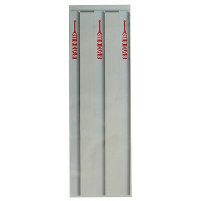 Genuine Gray Nicolls Self Adhesive Sticker Stumps - Perfect for Wheelie Bins