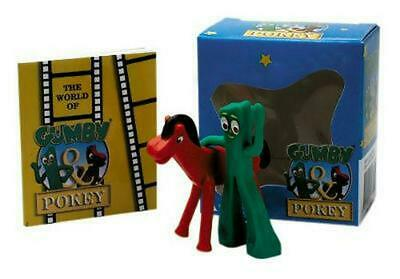 Gumby and Pokey Kit by Clokey Productions Paperback Book (English)