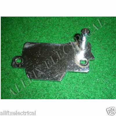 Used Kelvinator Fridge  N360H N410H  Bottom Left Hand Door Hinge # 1443901SH