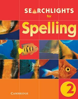 Searchlights for Spelling Year 2 Pupil's Book by Corbett, Pie Paperback Book The