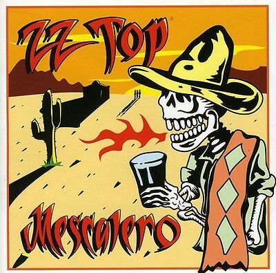 ZZ Top - Mescalero [New CD]