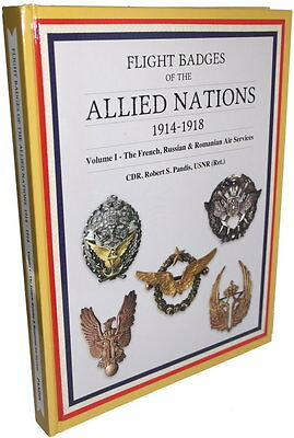 Flight Bagdes of the Allied Nations - Vol. 1 (R. Pandis)