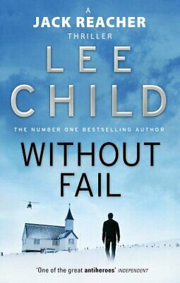 Without Fail: (Jack Reacher 6) by Child, Lee Paperback Book The Cheap Fast Free