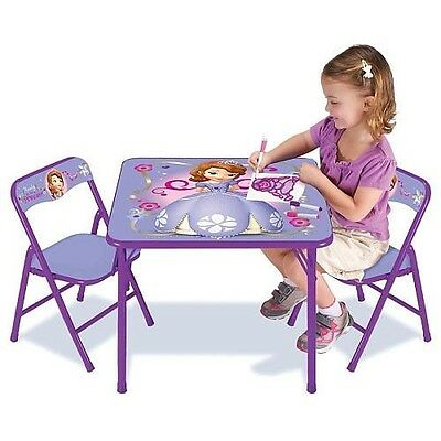 Kids Only Disney Jr. Sofia the First Activity Table Set