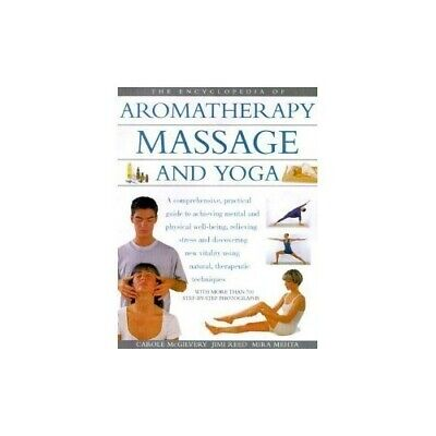 ENCYCLOPEDIA OF AROMATHERAPY MASSAGE AND YOGA, unknown Paperback Book The Cheap