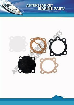 SUZUKI DT8 DT9.9 DT15 fuel pump repair kit replace 15170-93911 18-3495