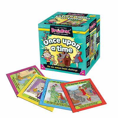 BrainBox - Once Upon a Time Story Educational Teaching School Memory Recall Game