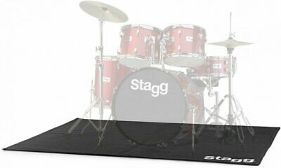 Stagg SCADRU1815 Professional Drum Carpet, Rug  With Carry Bag