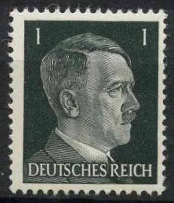 Germany Third Reich 1941-1942 SG#769, 1pf Deep Grey Adolf Hitler MNH #D5796