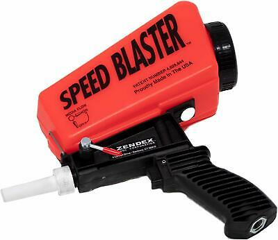 GRAVITY FEED SPEED Sand BLASTER Hand Held SANDBLASTER Unitec