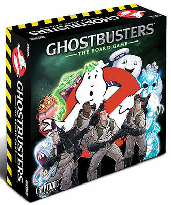 Ghostbusters: The Board Game CZE 01968
