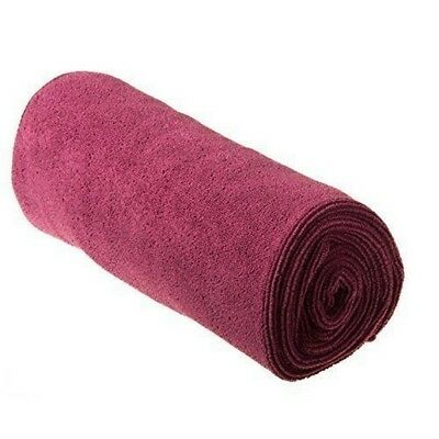 Sea to Summit Tek Towel Ultra Fine Microfibre - BERRY-SMALL- Camping Gym Beach