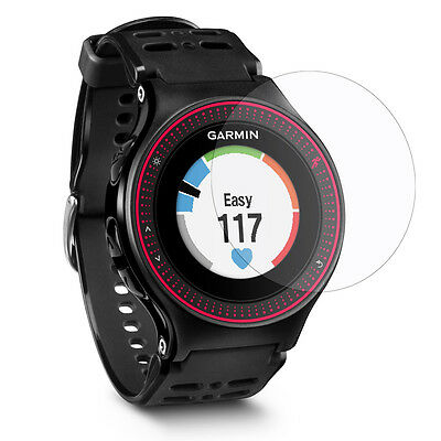 Clear LCD Screen Protector Cover for Garmin Watch ForeRunner 225/220/620/235/230