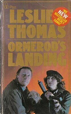 Ormerod's Landing by Thomas, Leslie Paperback Book The Cheap Fast Free Post
