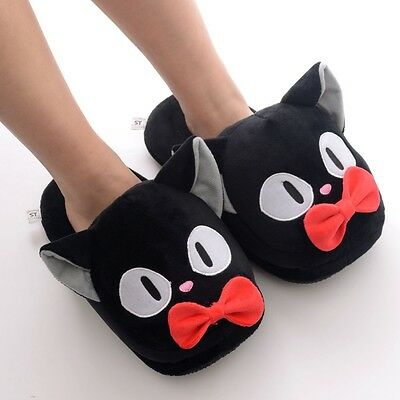 Kiki's Delivery's Service Pantoffeln Pantofole Slippers Totoro Ghibli Peluche