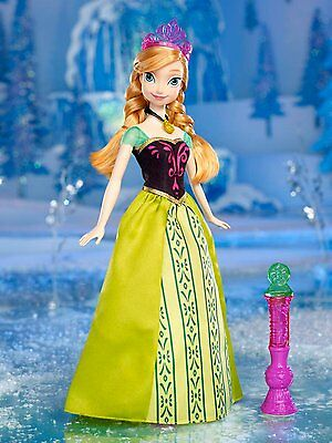 Disney Frozen Color Magic Anna of Classic Doll Birthday Christmas Gift